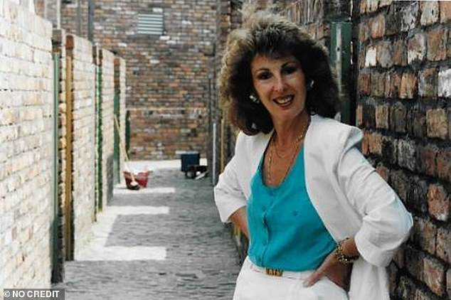 Byker Grove creator Adele Rose (pictured above), who propelled Ant and Dec to stardom and was Coronation Street 's longest-serving writer, has died at the age of 87