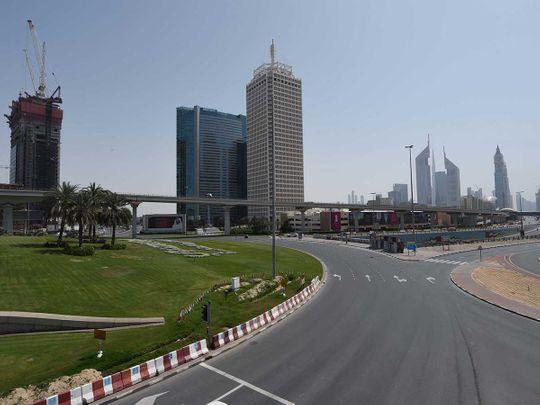 COVID-19 testing provided to visitors at Dubai World Trade Centre