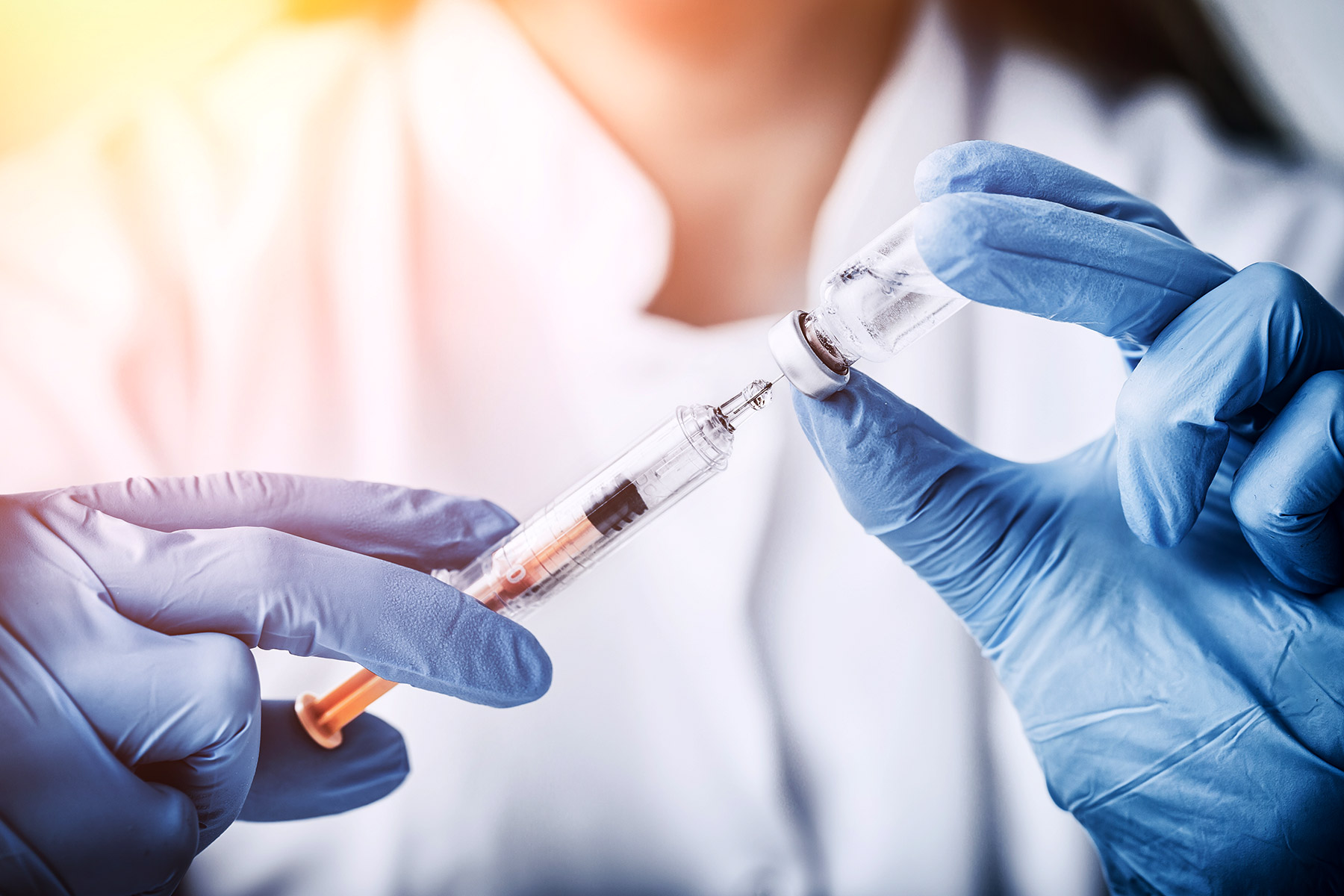 COVID Vaccine Supply Limited, Distribution Unclear