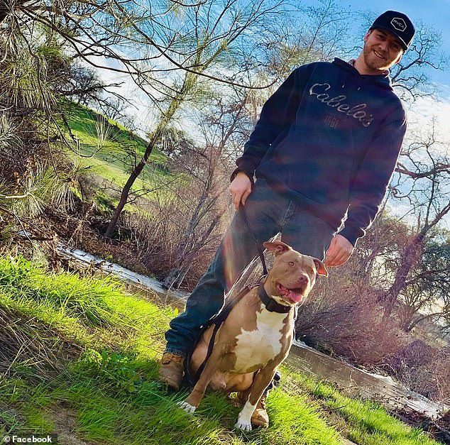California man punches 350lb bear in the face to save his rescue dog 'Buddy'