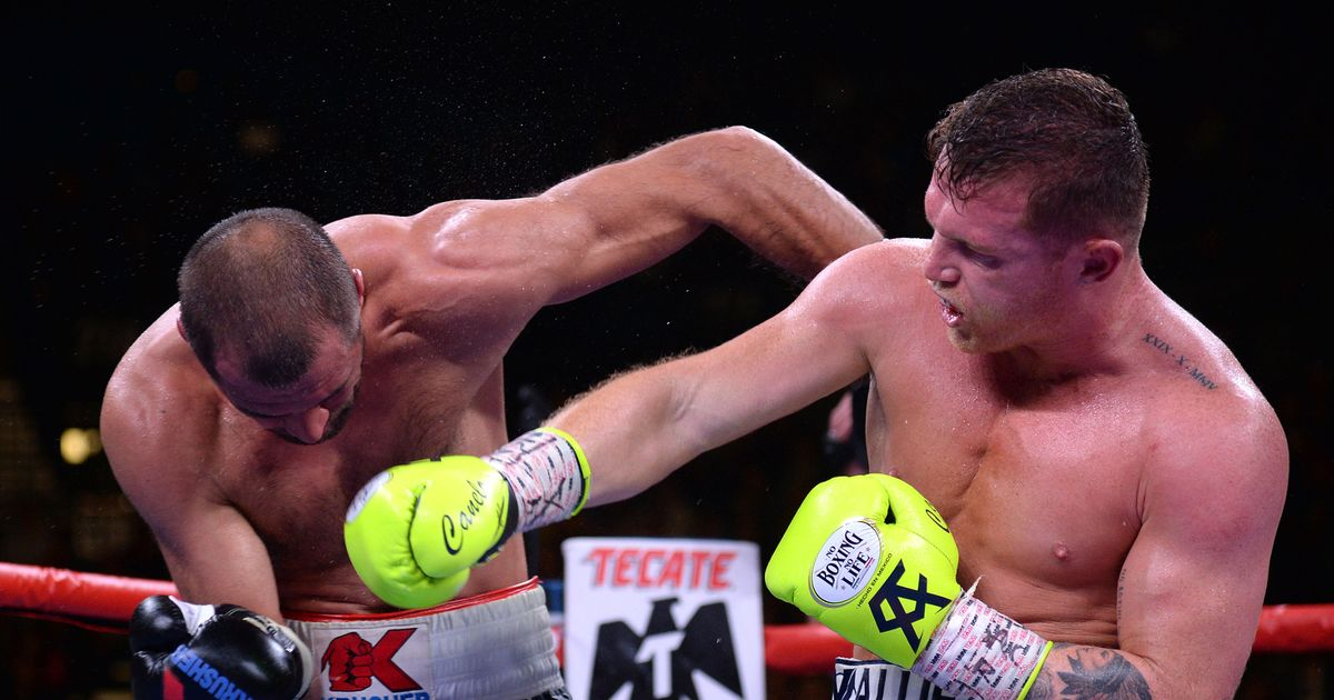 Canelo Alvarez can show why he's boxing's superstar by beating Callum Smith