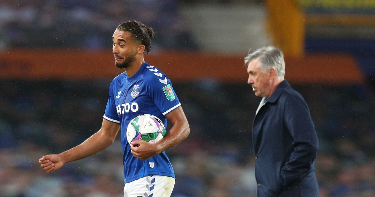 Carlo Ancelotti calls for more from Everton's top scorer Dominic Calvert-Lewin