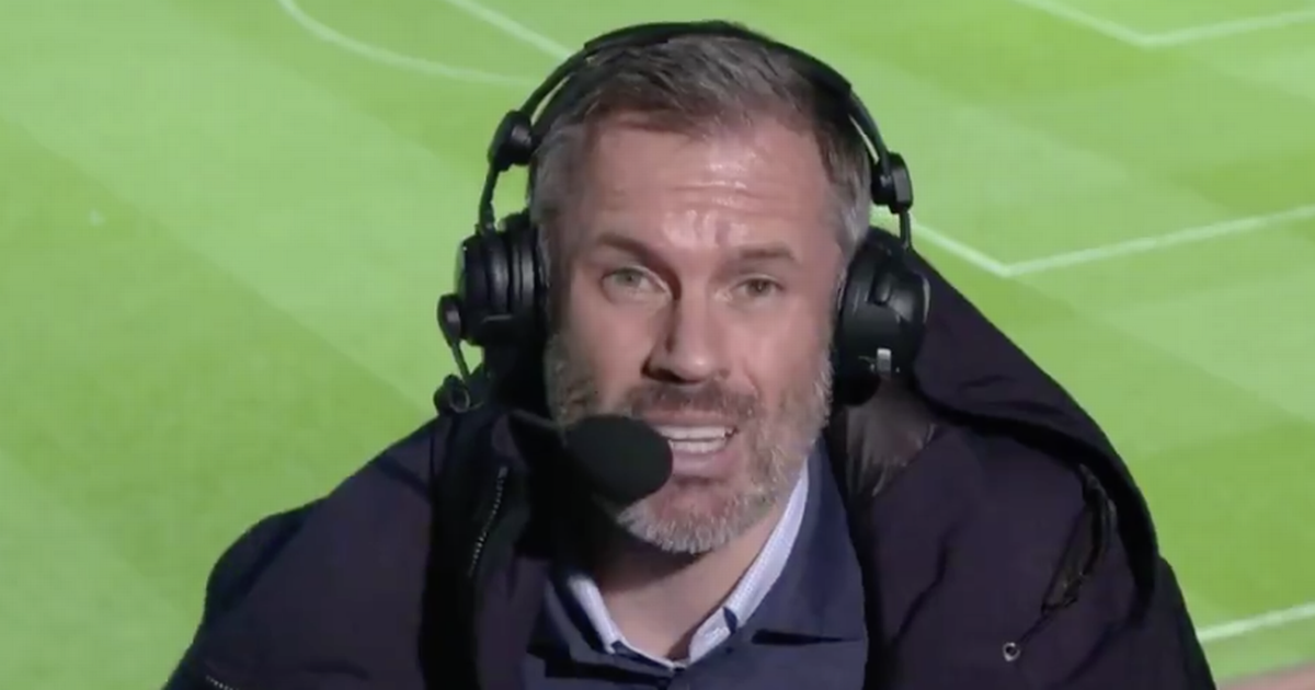 Carragher names only way Liverpool don't win Premier League title this season