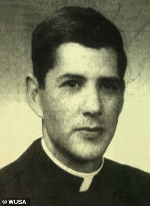 Catholic priest Jerry Repola was named as a child sex abuser in a new report and was a counselor at a church camp in 1958 when a 10-year-old deaf boy disappeared