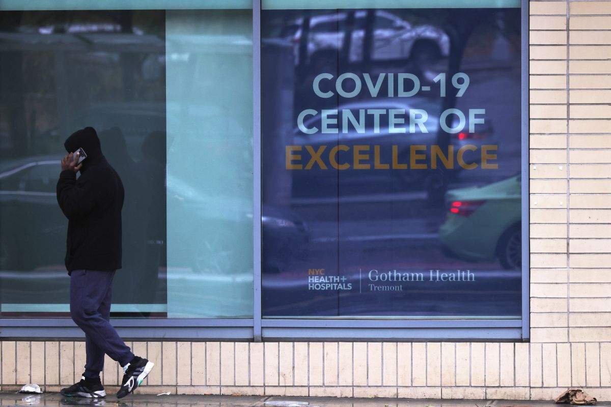Center Opens in The Bronx for Patients Recovering from COVID | The State