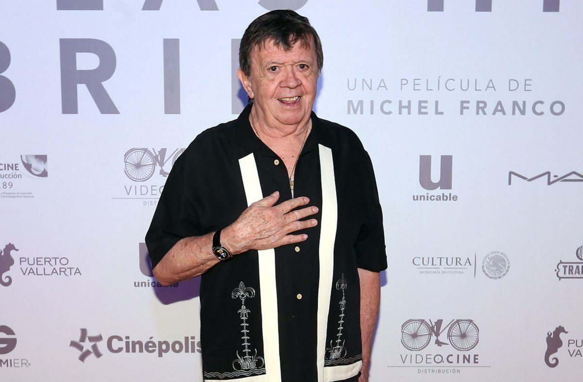 "Chabelo on the frequent memes of his death: ""At least they remember me"" 