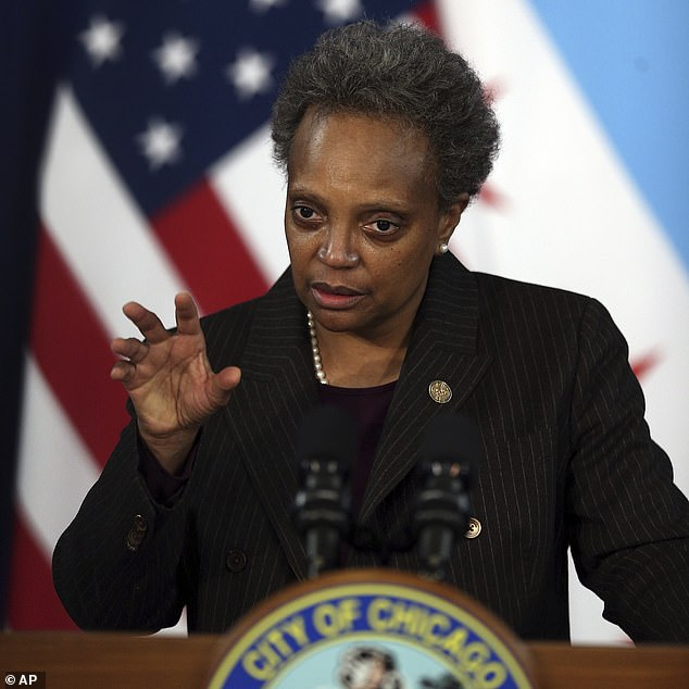 Chicago Mayor Lori Lightfoot knew for a YEAR about raid where cops handcuffed naked black woman
