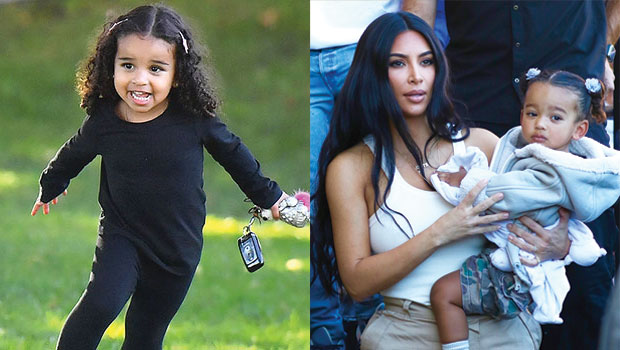 Chicago West, 2, & Dream Kardashian, 4, Have A Tea Party & Play With A Dollhouse During Sweet 'Cousin Sleepover'