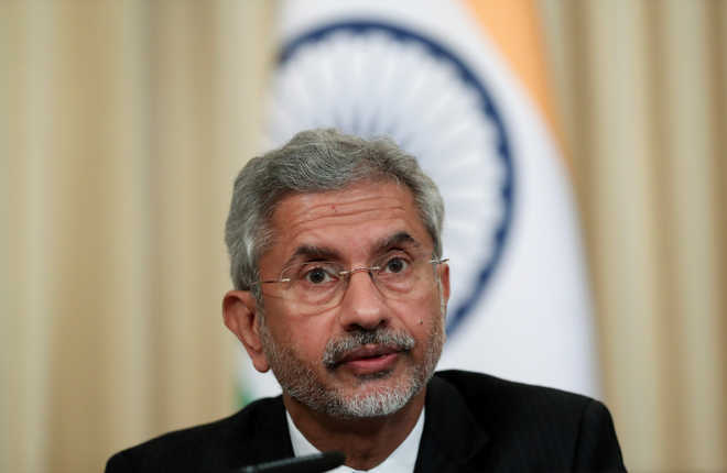 China gives '5 differing explanations' for deploying large forces at LAC: Jaishankar