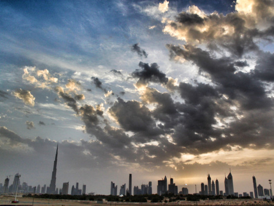 Cloudy weather across the UAE, rain to hit some parts of Abu Dhabi