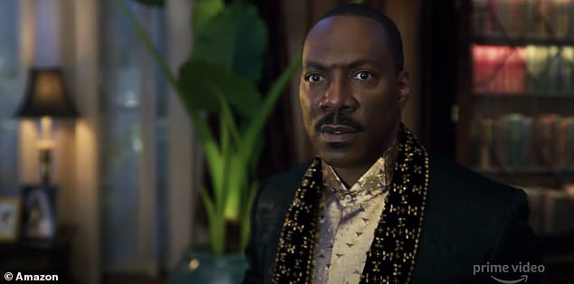 He's back!Eddie Murphy is back as Prince Akeem Joffer of Zamunda in the sequel, Coming 2 America