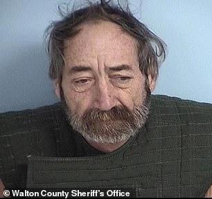 Cops arrest Florida pedophile who had secret underground bunker