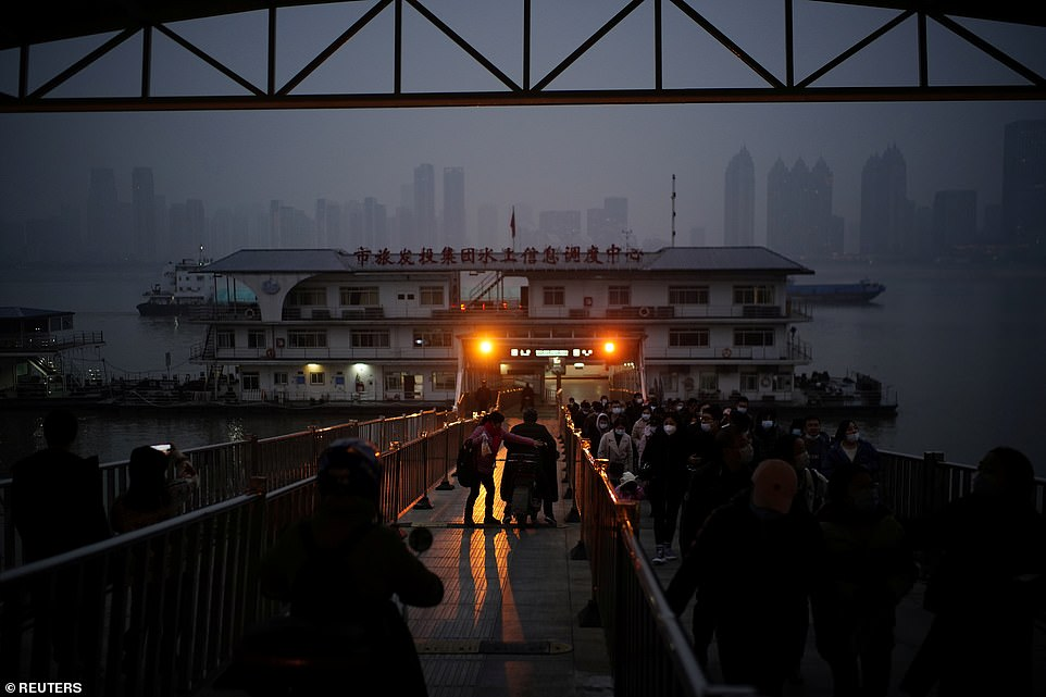Coronavirus Ground Zero Wuhan learns to party again a year after millions were locked down