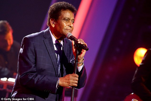 Country music's first black superstar Charley Pride dies of COVID-19 at age 86