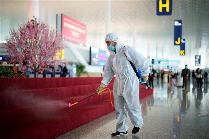 Covid-19 outbreak: China testing blunders stemmed from secret deals with firms