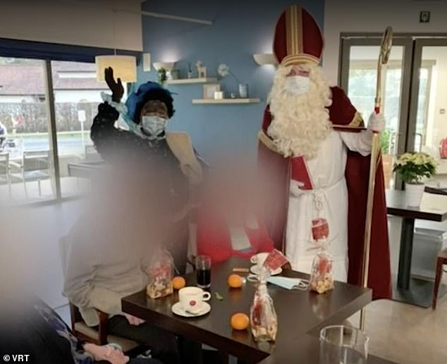 Covid-infected Santa visits Belgium care home and kills 18 residents after 121 fell ill in outbreak