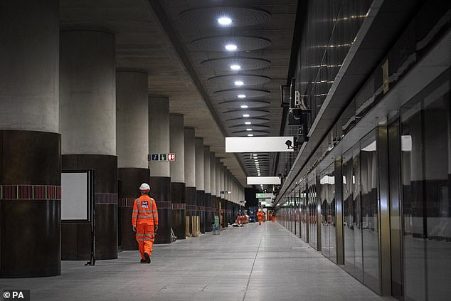 Crossrail is already paying 140 drivers up to £62,000-a-year