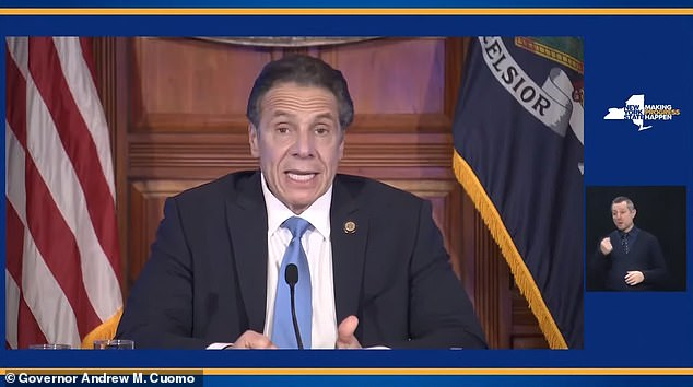Cuomo revealsin drug addicts in rehab will get COVID-19 vaccine first before elderly