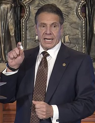 Cuomo says he'll end indoor dining in NYC if hospitalizations don't slow down