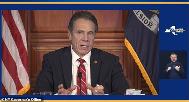 Cuomo threatens healthcare center fraudulently distributing vaccine with $1million fine