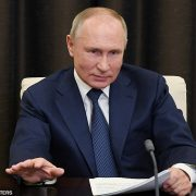 DAN HODGES: How Vladimir Putin's anti-vaxxers are trying to use Covid to kill us