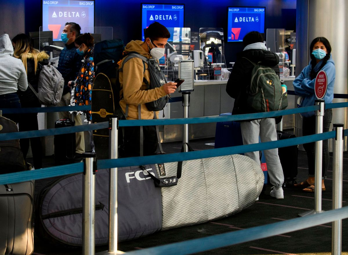 Delta cancels hundreds of flights on Christmas Eve and Christmas due to weather and personnel problems | The State