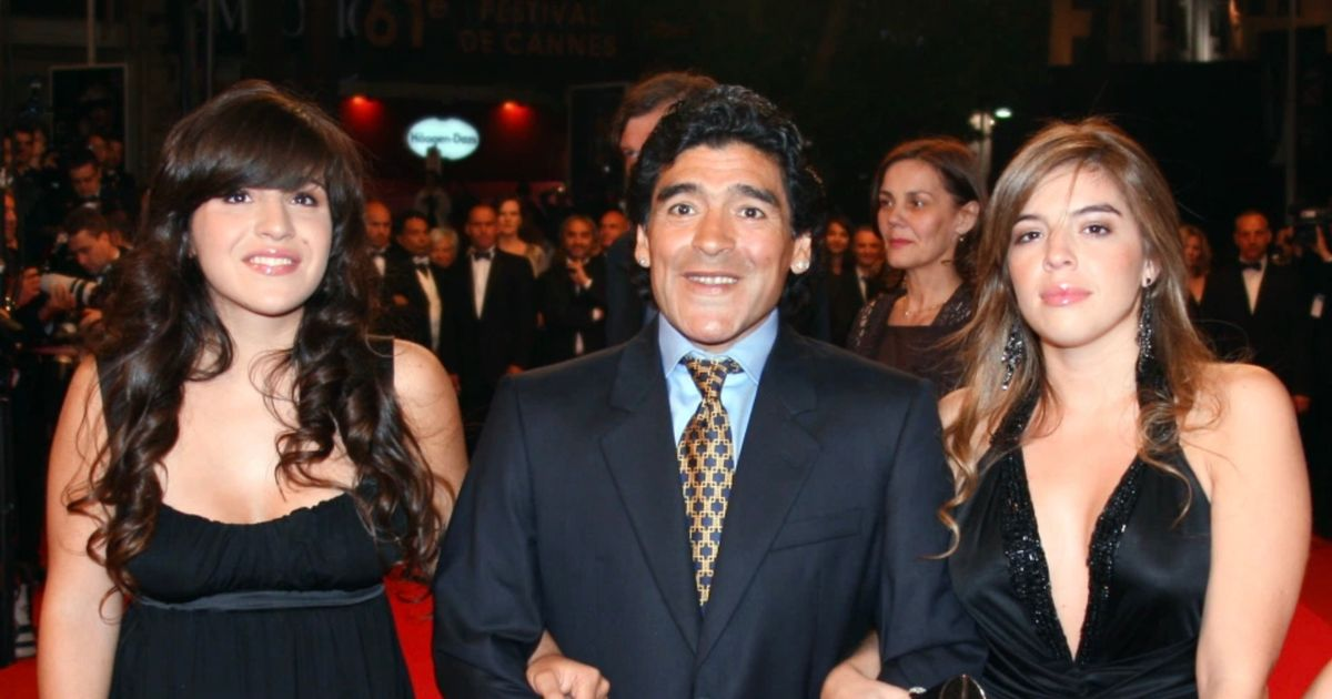 Diego Maradona's relatives 'battling over Argentine legend's £37m fortune'