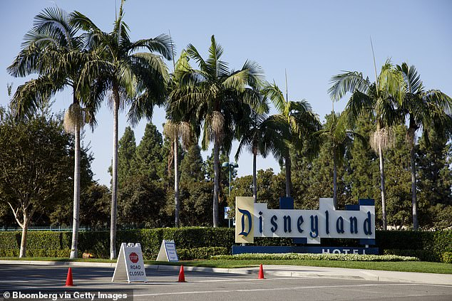 Disney employee brags on Facebook that she got a COVID vaccine