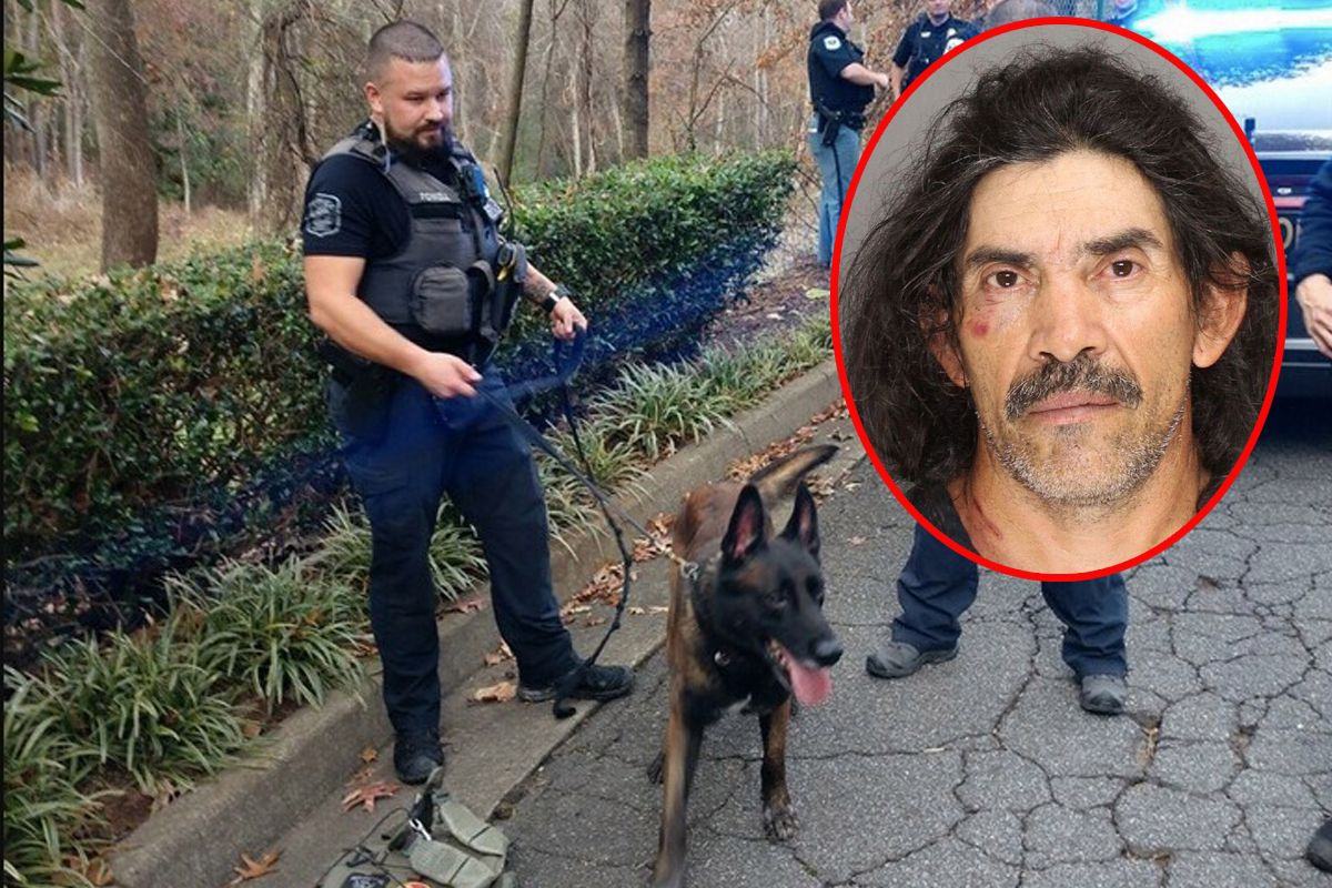 Dog Captures Suspect for Murder of Wife in Georgia Mexican Restaurant | The State