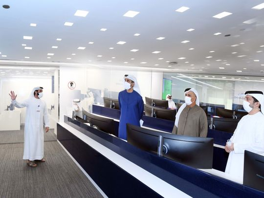 Driver licensing operations get a boost with new smart centre in Dubai