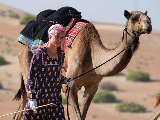 Dubai: Camel trekkers to arrive in Global Village tomorrow