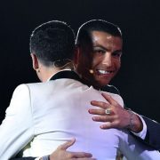 Dubai Globe Soccer Awards: A night to remember for Ronaldo and Lewandowski