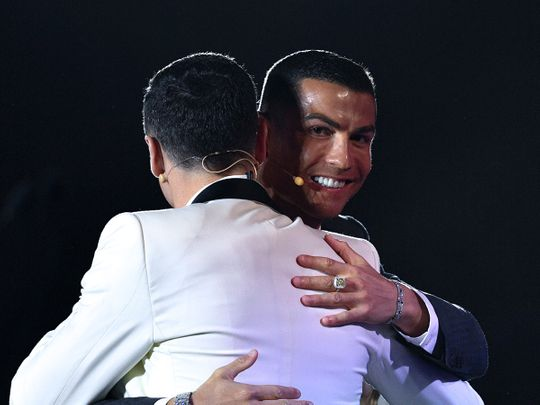 Dubai Globe Soccer Awards: A night to remember for Ronaldo and Lewandowski