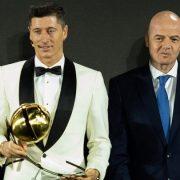 Dubai Globe Soccer Awards: Lewandowski charts his course for year ahead