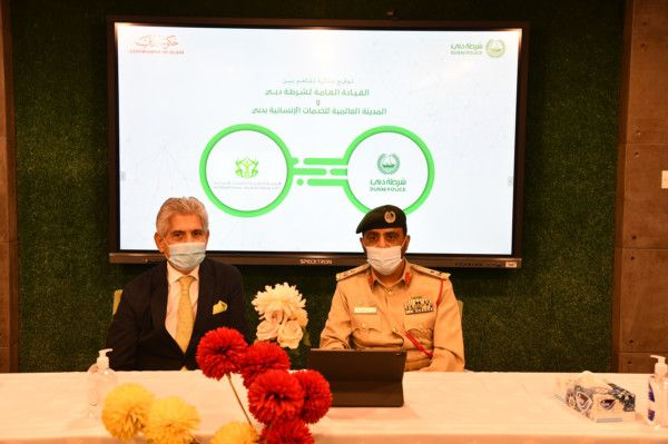 Dubai Police and International Humanitarian City to exchange best practices in several areas