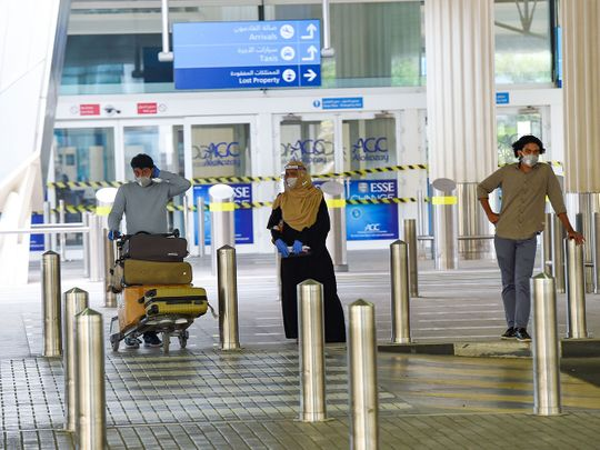 Dubai updates travel rules related to COVID-19 PCR test