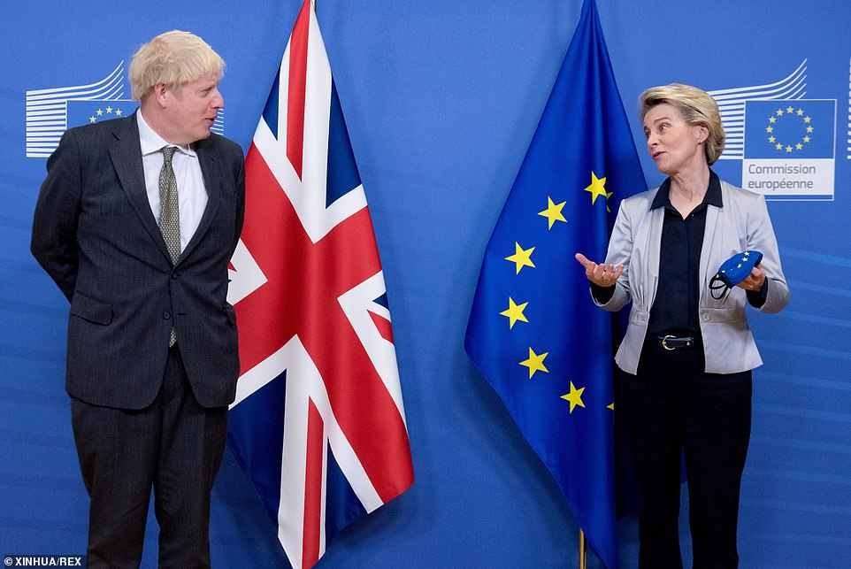 EU 'will push the button' on no deal contingency plans at crunch summit
