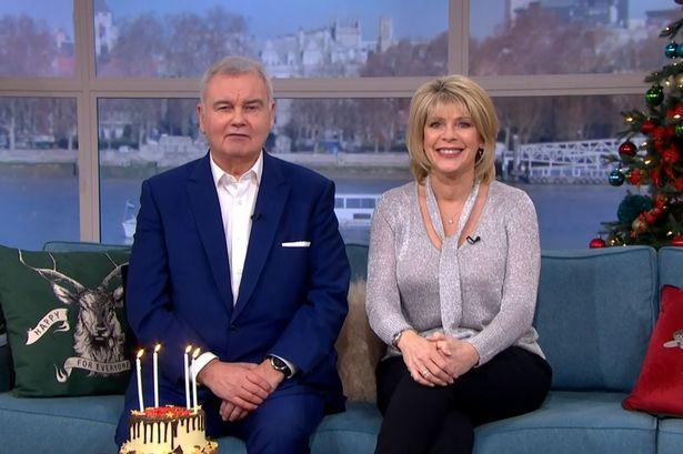 Eamonn and Ruth to join replacement Alison Hammond in This Morning's Xmas panto