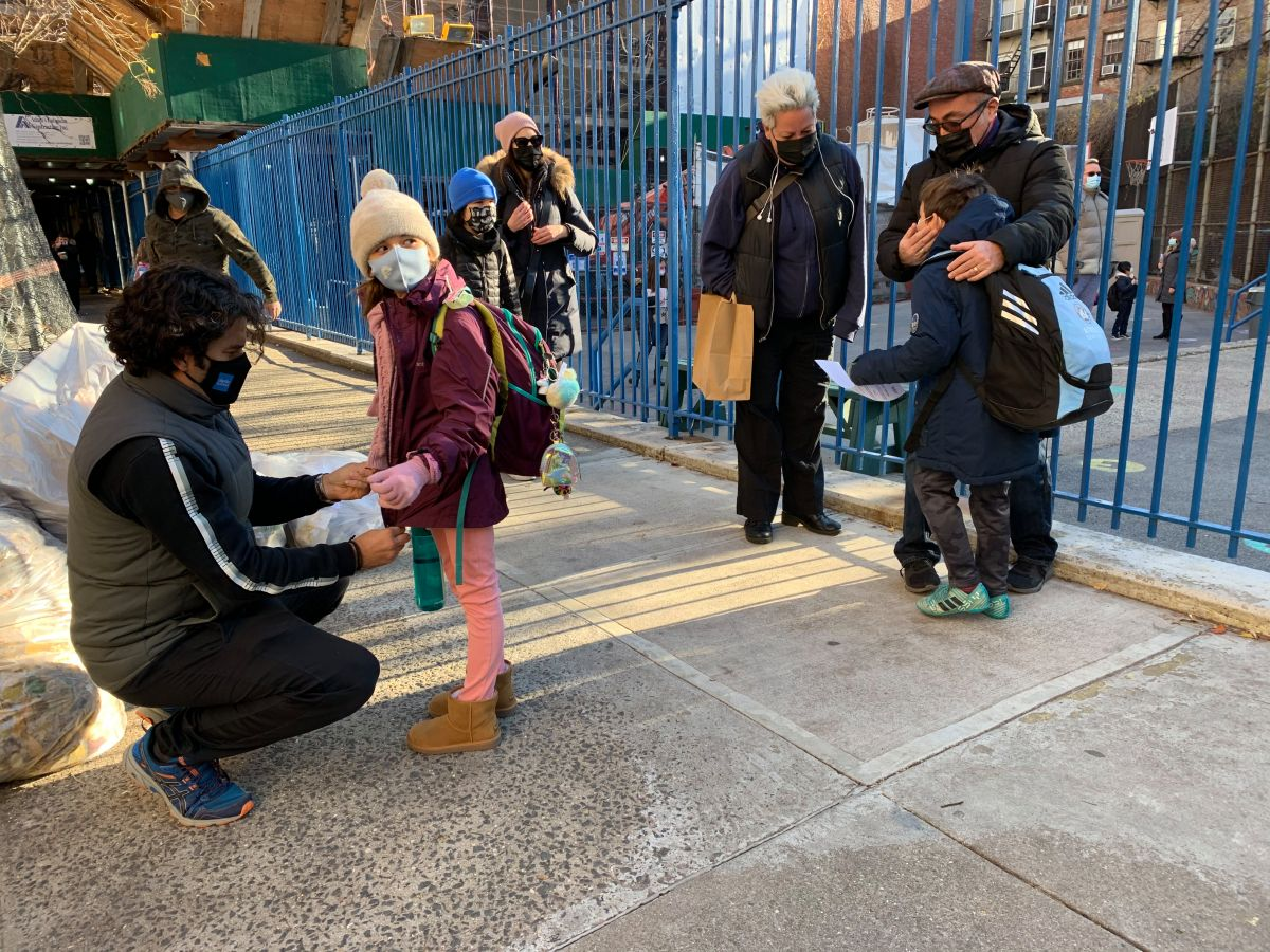 Elementary and Preschool Reopen with a Common Front Declaring The Safest Place in NYC | The State