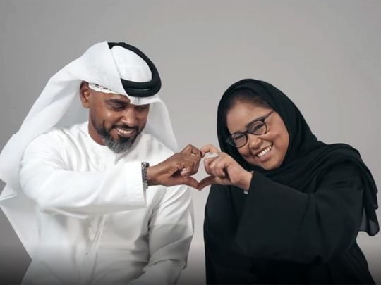 Emirati siblings, Alia and Butti, encourage organ donation after Alia receives a kidney from her brother