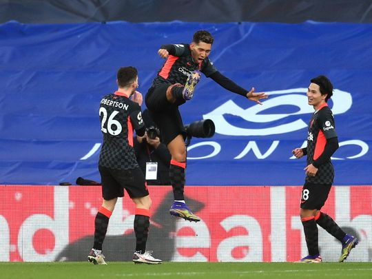 English Premier League: Palace thumped by Liverpool – as it happened