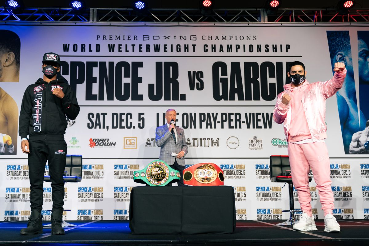 Errol Spence Jr. returns to the ring after his terrible accident, will face Danny García and will witness 25,000 fans | The State