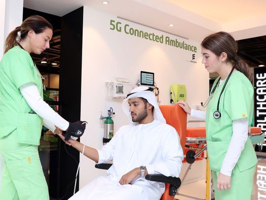 Etisalat becomes a key regional and international telecom player in 5G services