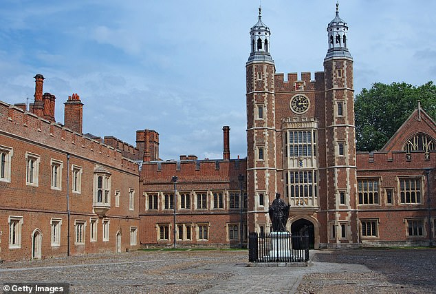 Eton College CLOSES due to outbreak of coronavirus at the prestigious private school
