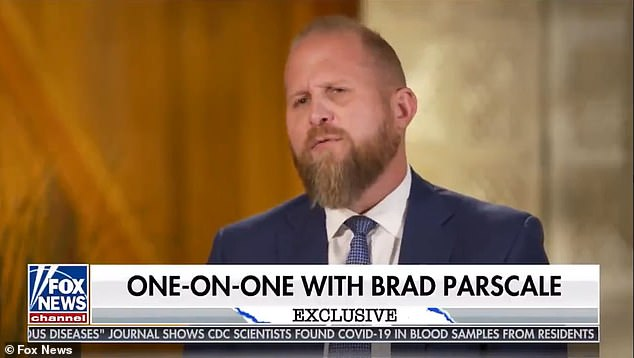 Ex-Trump campaign manager Brad Parscale says he and his wife are 'stronger than ever'