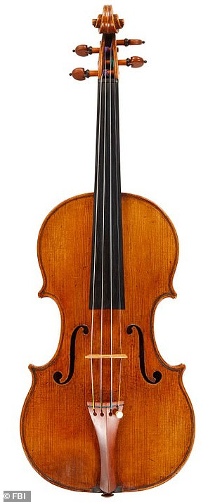 FBI hunts for stolen 18th century violin worth as much as $900,000