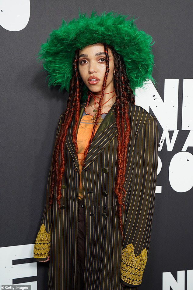 FKA Twigs responds to Sia after Shia LaBeouf allegations