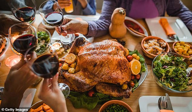 Families who bought a huge turkey now face a bumper batch of leftovers