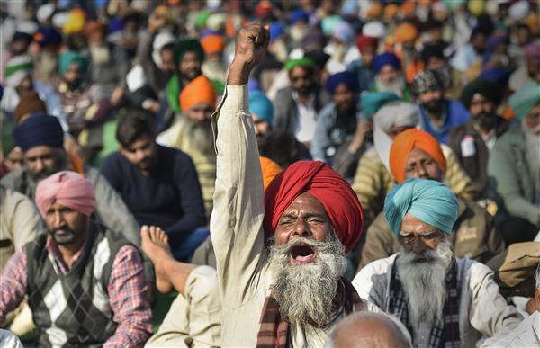 Farmer leaders say nothing new in govt's letter, ready for talks but Centre must offer 'concrete solution'