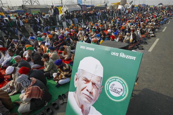 Farmer unions agree to resume talks with govt, propose meeting on December 29